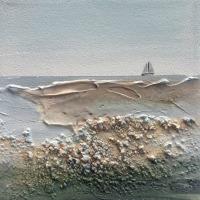 Yacht mini landscape